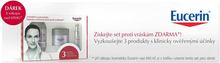 GigaLékárna.cz - Eucerin set zdarma