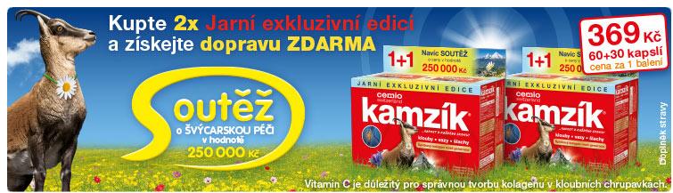 GigaLékárna.cz - Kamzík s dopravou zdarma
