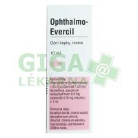 Ophthalmo-Evercil oční kapky 10ml