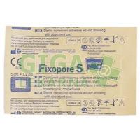 Náplast Fixopore S 5x7,2cm 1ks