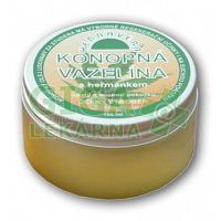 Konopná vazelína 8% s heřmánkem HERBAVERA 100ml