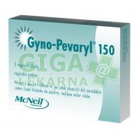Gyno-pevaryl 150 (3 vaginální globule)