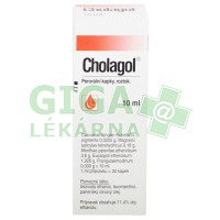 Cholagol kapky 10ml