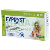 Fypryst Dogs 1x1.34ml spot-on pro psy M