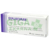 Guajacuran 30 tablet