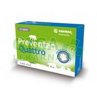 Preventan Quattro 12 tablet Farmax