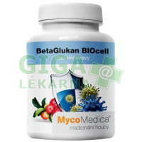 BetaGlukan BIOcell extrakt 90cps. MycoMedica