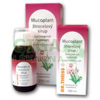 Mucoplant Jitrocelový sirup 100ml
