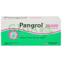 Pangrol 20000 - 50 tablet
