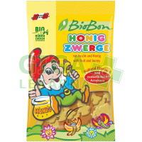 Allexx Bio gumové bonbony medoví trpaslíci 85g