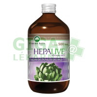 HepaLive 500ml PharmaActiv
