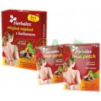 Herbalex hřejivá náplast s kaštanem 3ks+1ks