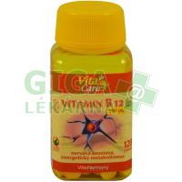 VitaHarmony Vitamin B12 tbl.120 okamžitý účinek