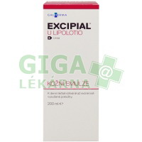 Excipial U Lipolotio emulze 200ml