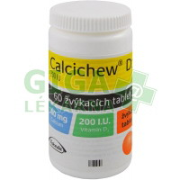 Calcichew D3 60 tablet