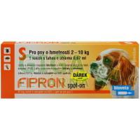 FIPRON 67mg k nakapání na kůži-spot-on pro psy S