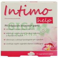 Intimohelp při infekcích intimních partií 14 tablet