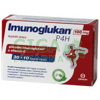 Imunoglukan  P4H 100mg 30+10 kapslí