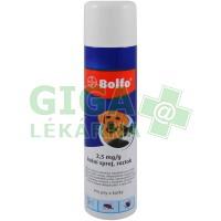 Bolfo veterinární kožní sprej 250ml