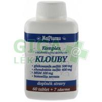 MedPharma Komplex na klouby Glukos+ch+MSM 67 tablet