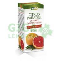 Citrus paradisi grepový extrakt  50ml Virde