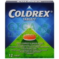 Coldrex 12 tablet