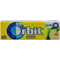 WRIGLEYS Orbit Apple drg.žvýkačky 10ks
