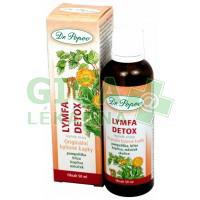 Lymfa Detox bylinné kapky Dr.Popov 50ml