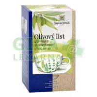 Sonnentor Olivový list a bylinky ze středomoří bio porcovaný 18x1,6g