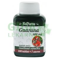 MedPharma Guarana 800mg 107 tablet
