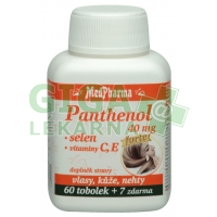 MedPharma Panthenol 40mg forte 67 tobolek