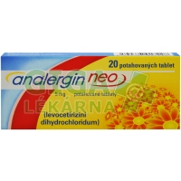 Analergin Neo 20 tablet