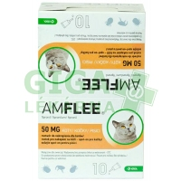 Amflee Spot-on Cat sol 10x0,5ml