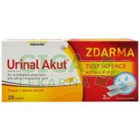 Walmark Urinal Akut tbl.20 + test
