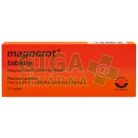 Magnerot 20 tablet