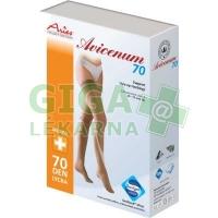 Avicenum70 MED punčochy samodržící 25 tělové
