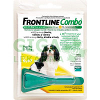Frontline Combo Spot on Dog S pipeta 0.67ml