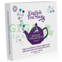 English Tea Shop Dárková kazeta Zimní kolekce BIO 96 sáčků