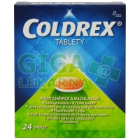 Coldrex 24 tablet