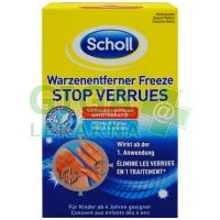 Scholl Freeze Sprej na odstranění bradavic 80ml