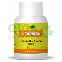 L-Carnitin Plus Green Tea + Chrom 60 tablet Virde