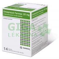 Omeprazol Farmax 20mg 14 tobolek