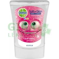 DETTOL Kids Náplň do bezdot. dávkovače mýdla Mýdlový kouzelník 250ml