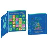 English Tea Shop Adventní kalendář modrá kniha BIO 25 pyramidek