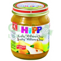 HiPP OVOCE Hrušky Williams-Christ 125g