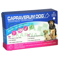 Capraverum Dog puppies-lactating dogs 30 tablet