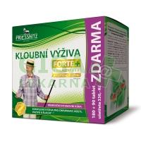 Priessnitz Kloubní výživa Forte+ s kolageny 180+90 tablet