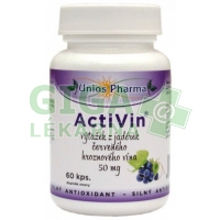 Uniospharma Activin 50mg 60 tablet