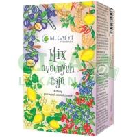 Megafyt Mix ovocných čajů 4 druhy 24x2g