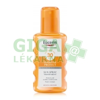 EUCERIN SUN Transparentní sprej SPF30 200ml